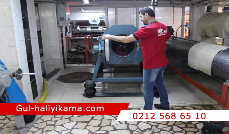 Zuhuratbaba halı yıkama Bakırköy